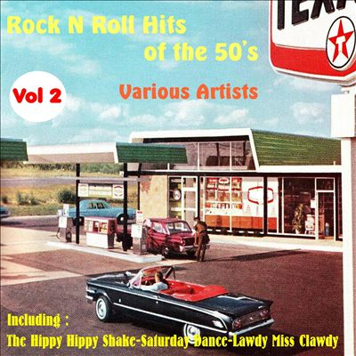 Rock n Roll Hits of the 50's, Vol. 2 [Excalibur]