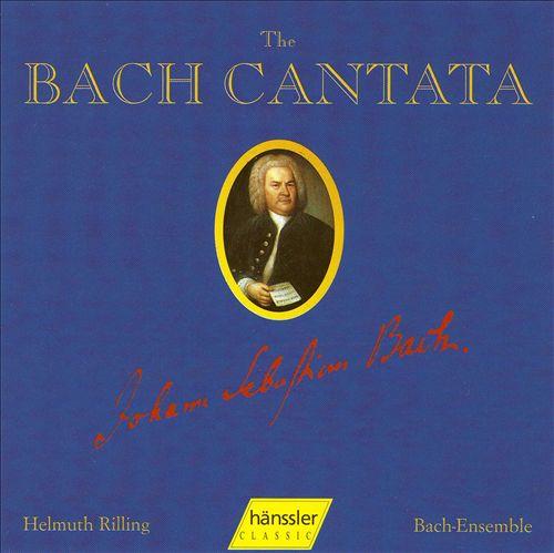 Die Bach Kantate, Vol. 3