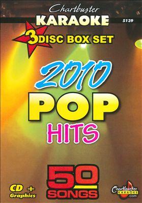 Chartbuster Karaoke: 2010 Pop Hits