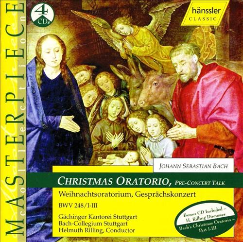 Bach: Christmas Oratorio, Parts 1-3
