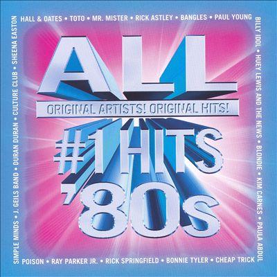 80's #1 Hits [Madacy]