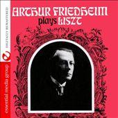 Arthur Friedheim Plays Liszt