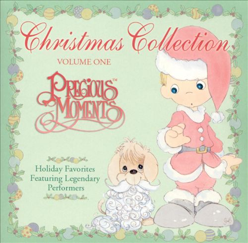 Precious Moments Christmas Collection CD
