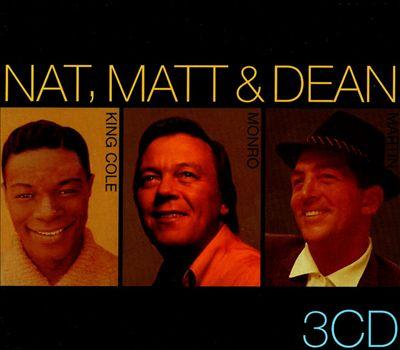 Nat, Matt and Dean