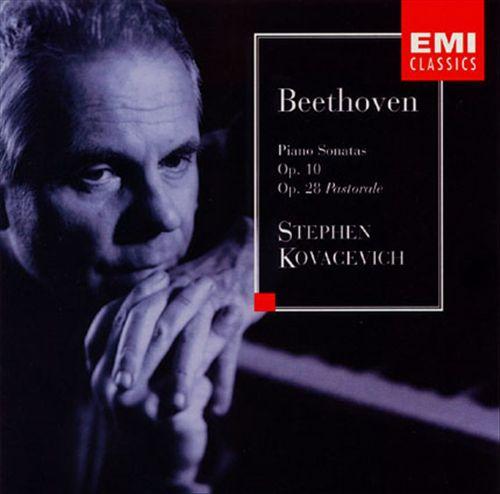 Beethoven: Piano Sonatas Op.10 & 28
