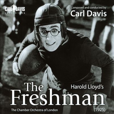 Carl Davis: The Freshman