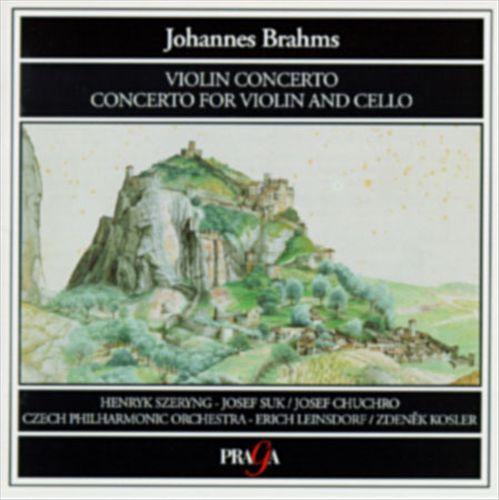Brahms: Concerto, Op.77; Concerto, Op.102
