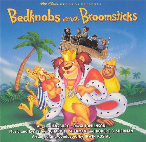 Bedknobs and Broomsticks [Original Soundtrack]