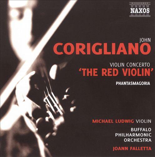 Corigliano: Violin Concerto