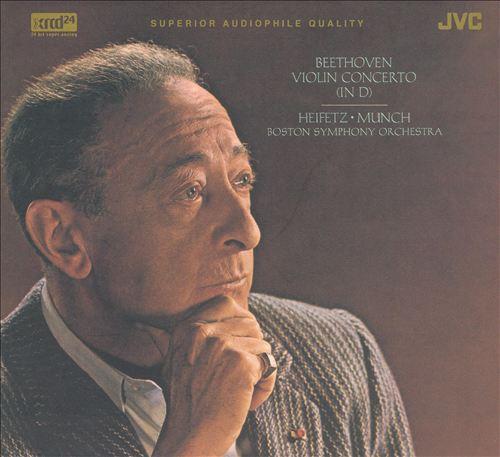 Beethoven: Violin Concerto in D