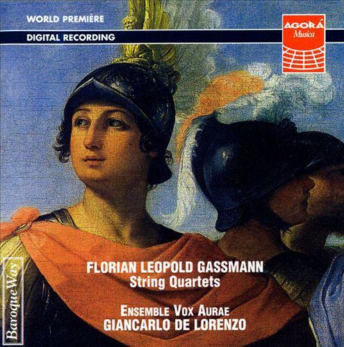 Gassmann: String Quartets