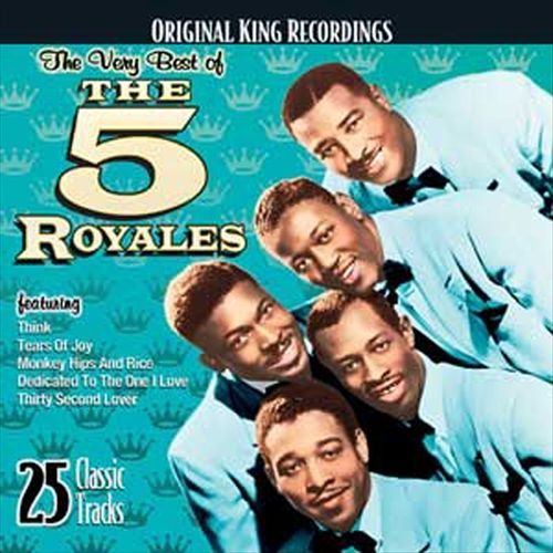 The Very Best of the 5 Royales