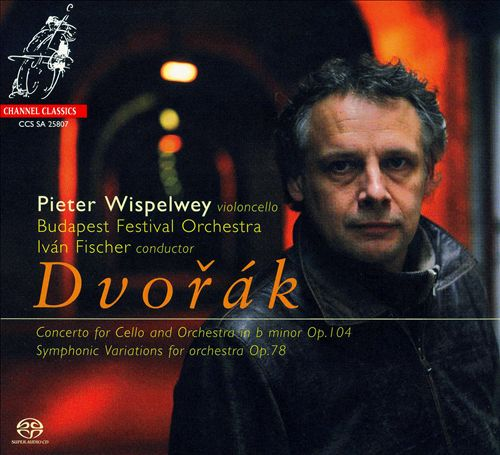 Dvorák: Concerto for Cello & Orchestra; Symphonic Variations