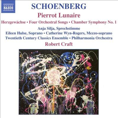Arnold Schoenberg: Pierrot Lunaire