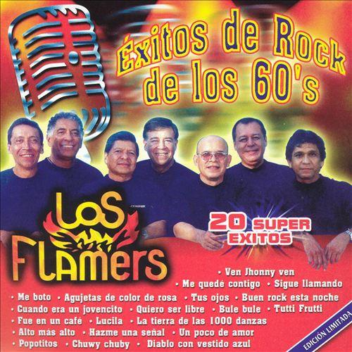 Éxitos De Rock De Los 60's