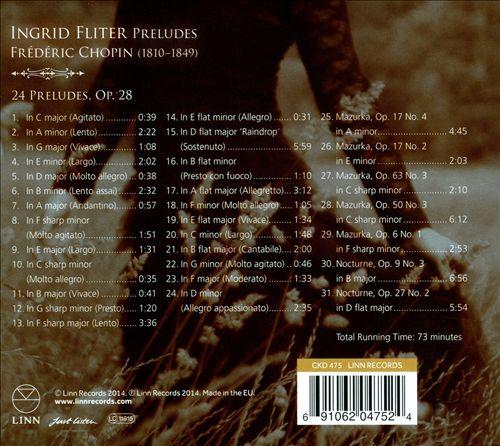 Chopin: Preludes