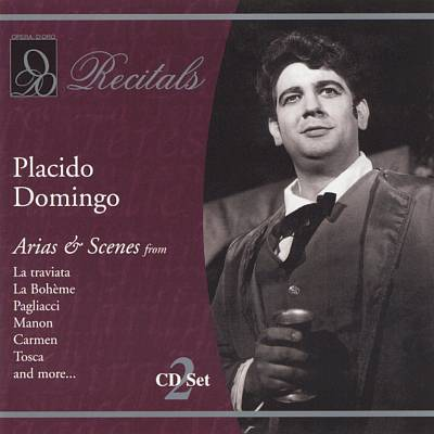 Plácido Domingo Sings Arias & Scenes