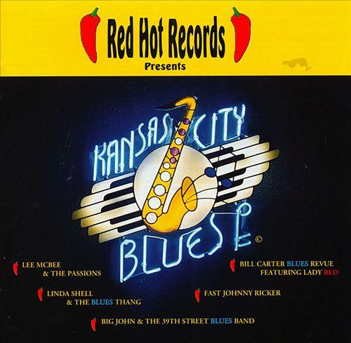 Kansas City Blues, The Nineties, Vol. 1