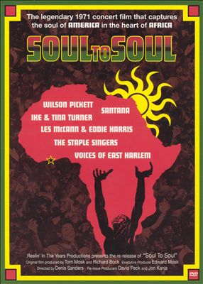 Soul to Soul [DVD & CD] [Rhino]