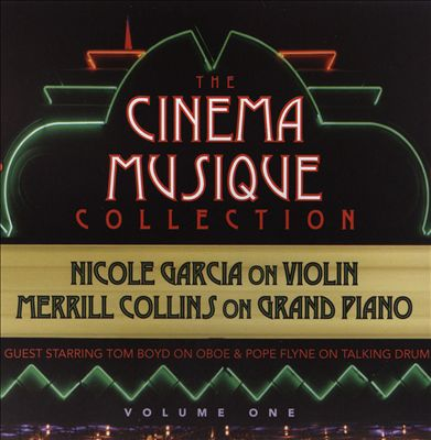The Cinema Musique Collection, Vol. One