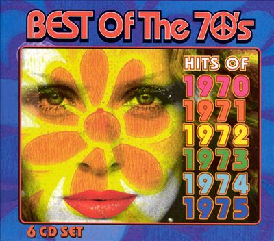 Best of the 70's [Direct Source 6 CD Box]