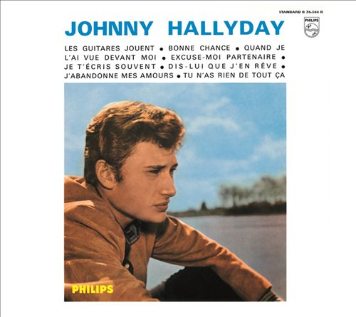 Johnny Halyday N°6