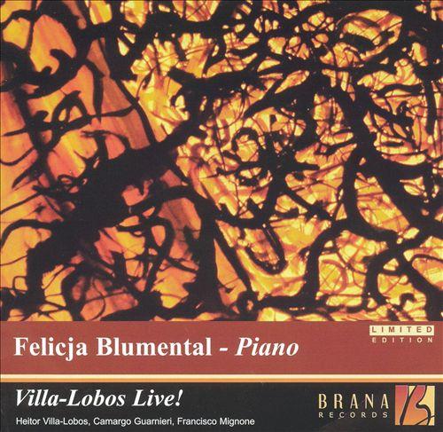 Villa-Lobos Live!
