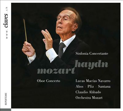 Mozart: Oboe Concerto; Haydn: Sinfonia Concertante