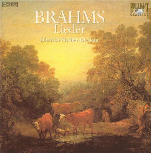 Brahms: Lieder [Box Set]