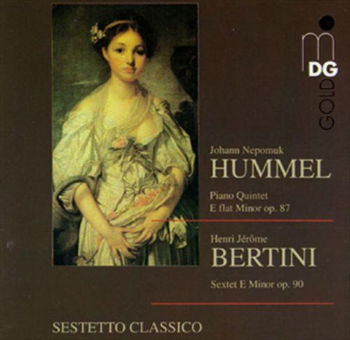 Hummel/Bertini: Chamber Music