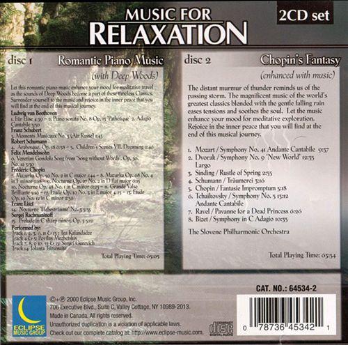 Romantic Piano Music / Chopin's Fantasy