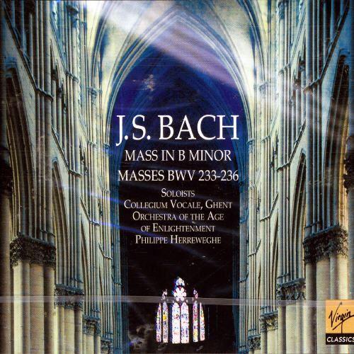 J.S. Bach: Masses