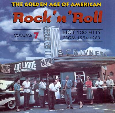 Golden Age of American Rock 'n' Roll, Vol. 7