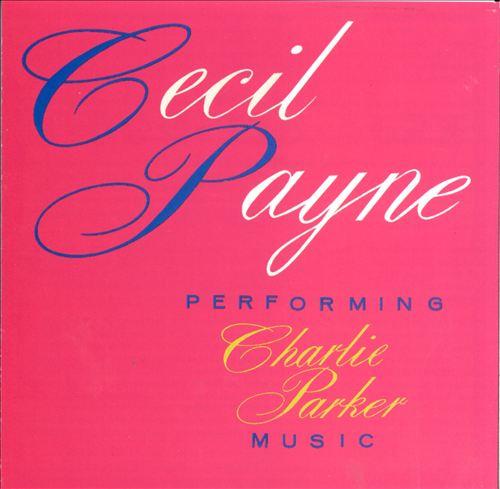 Cecil Payne Performing Charlie Parker