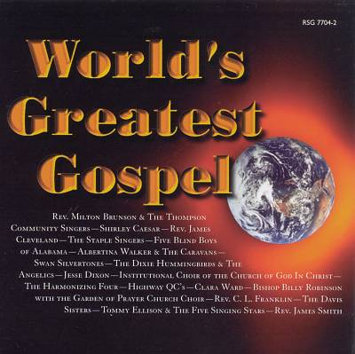 World's Greatest Gospel [Roadshow]