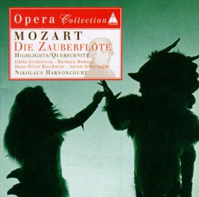 Mozart: Die Zauberflöte [Highlights]
