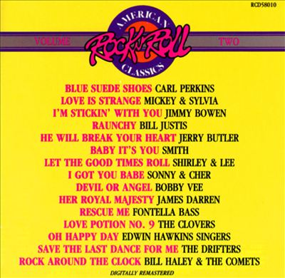 American Rock 'N' Roll Classics, Vol. 2
