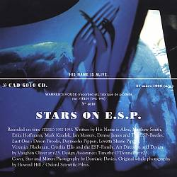 Stars on ESP/Nice Day