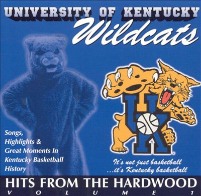 Kentucky Wildcats - Hits From The Hardwood, Vol.1