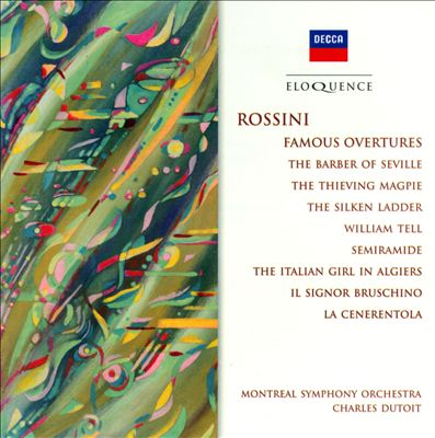 Rossini: Famous Overtures