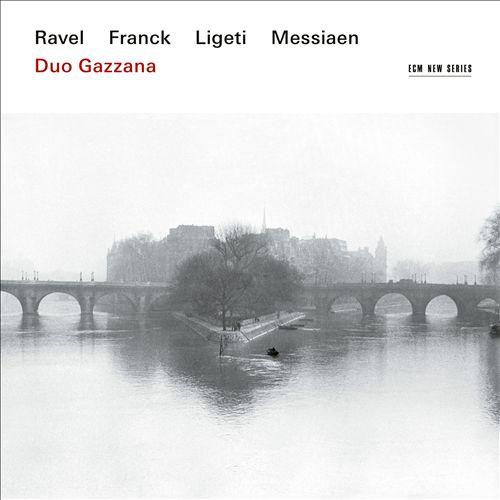 Ravel, Franck, Ligeti, Messiaen [includes Booklet]