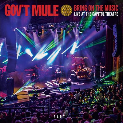 Bring on the Music: Live at the Capitol Theatre, Vol. 1