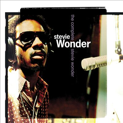 The Complete Stevie Wonder