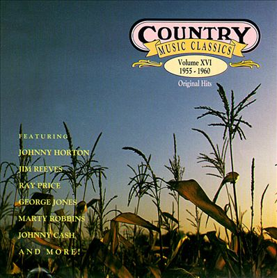 Country Music Classics, Vol. 16 (1955-60)