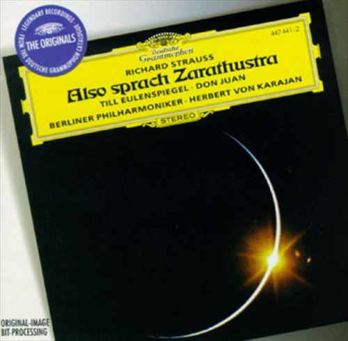 Richard Strauss: Also sprach Zarathustra; Till Eulenspiegel; Don Juan