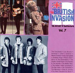 英国入侵:英国摇滚史,第7卷