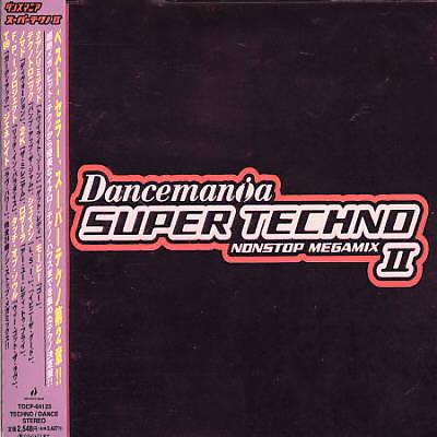 Dancemania Super Techno, Vol. 2