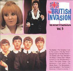 英国入侵:英国摇滚史,第5卷