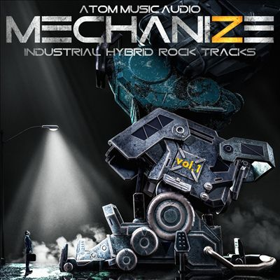 Mechanize, Vol. 1: Industrial Hybrid Rock Tracks