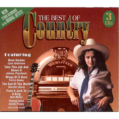 Best of Country [Madacy 1997]